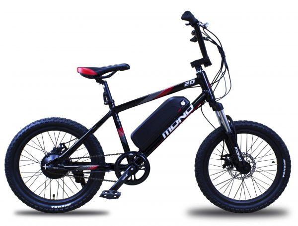 Affordable Mountain Electric Bike BMX20C088 SM (20 Inch) Black / 20 inch eBikesPro Australia