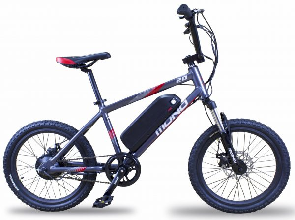 Affordable Mountain Electric Bike BMX20C088 SM (20 Inch) Gray / 20 inch eBikesPro Australia
