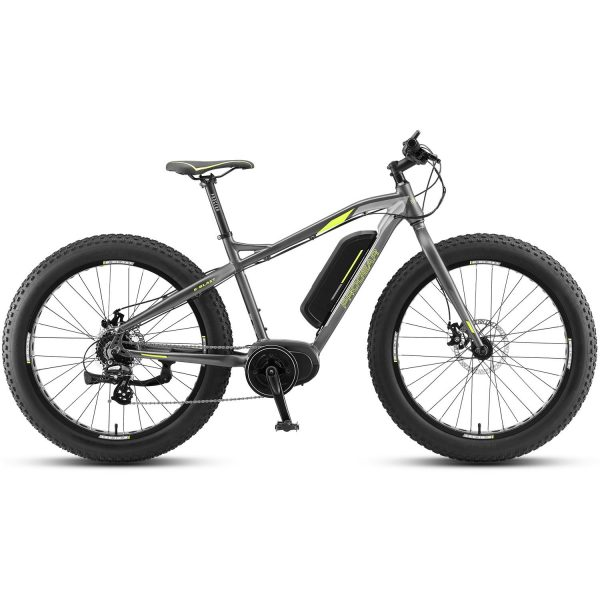 Best Fat Tyre Mountain Electric Bicycle E-Blast V2 PG  eBikesPro Australia