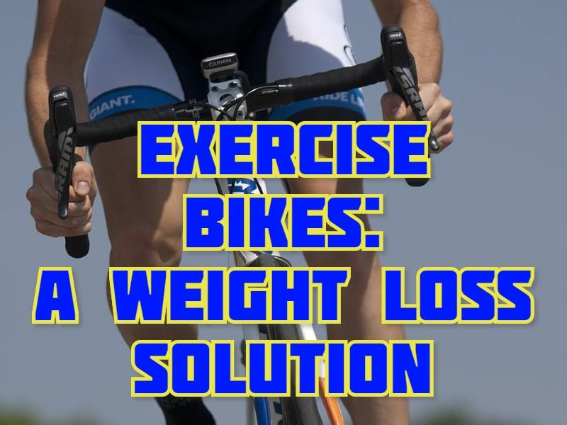 Electric Exercise Bikes: A Weight Loss Solution.