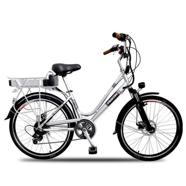 Ste Through Electric Bicycle